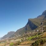 Chalais - derniers virages en vallee - Mathieu B