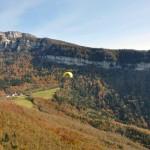 Chalais - en direction du monastere - Bige
